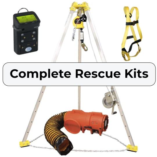 Confined Space Entry Contractor Kits