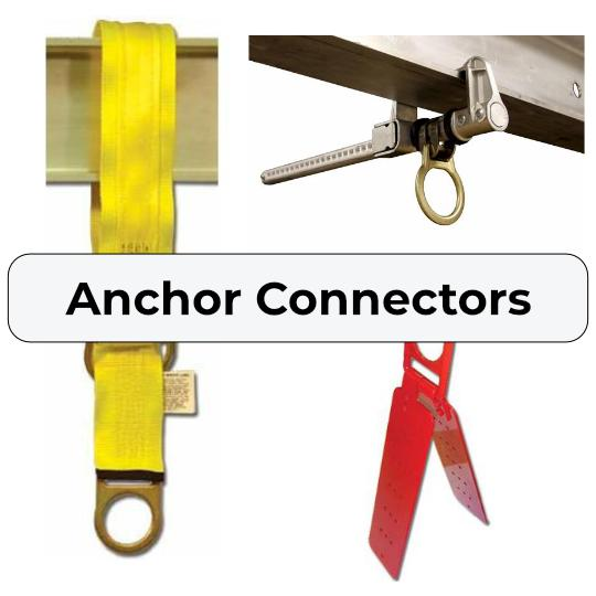 Fall Protection Anchorage Connectors