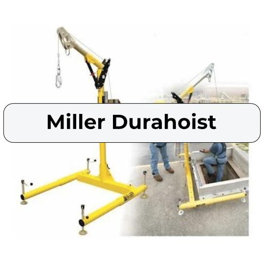 Miller Durahoist Confined Space Systems