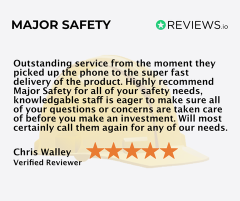 Chris Walley Review Confined Space Kit Review of Major Safety