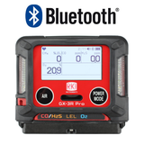 GX-3R Pro Bluetooth Enabled Gas Monitor