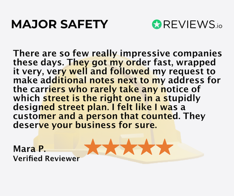 Review of Major Safety from Mara