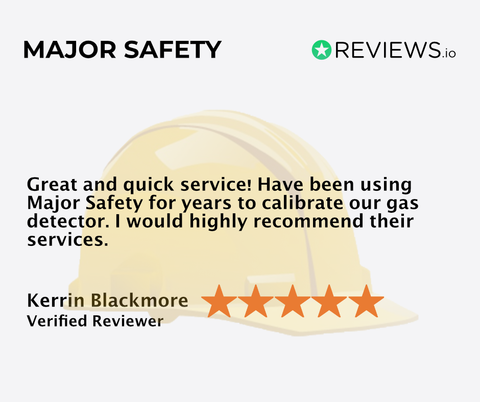Kerrin Blackmore service center review of Major Safety