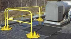 rooftop equipment fall protection
