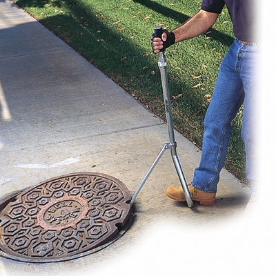 Allegro 9401-20 Deluxe Confined Space Manhole Cover Lifter