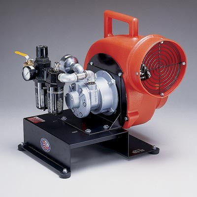 Allegro 9508 Air-Driven Confined Space Blower