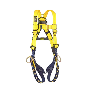 DBI Sala 1102008 Delta Fall Protection Harness - 3 D-Ring - FRONT