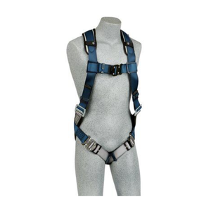 DBI Sala 1107976 ExoFit XP Fall Protection Harness - 1 D-Ring - FRONT