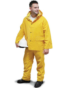 Radnor 3-Piece 35 mm Yellow PVC Rainsuit