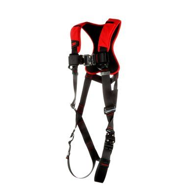 3M Protecta Comfort 1161427 Fall Protection Harness - 1 D-Ring