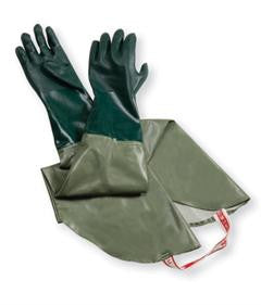 Wells Lamont 599SL Shoulder Length PVC Glove