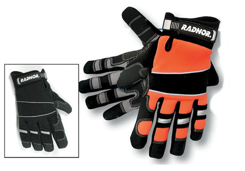 Radnor Premium Heavy Duty Mechanics Glove