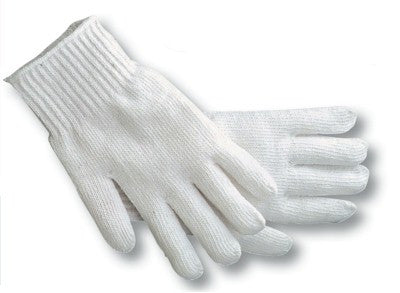 Radnor Cotton Polyester Blend Knit Wrist Glove Liner