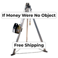 DBI Sala 8300030 SalaLift II Confined Space Entry Rescue Tripod System