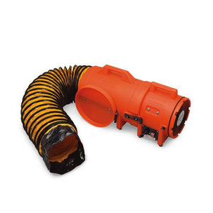 9533-15 Confined Space Blower included with Kit