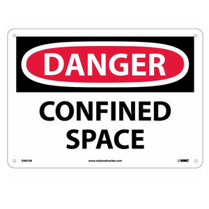 Danger Confined Space