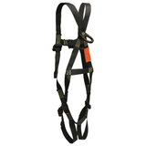 AF630KDE Arc Flash Harness - Back View