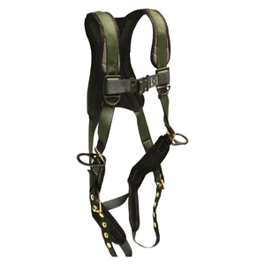 FrenchCreek 22650B Stratos Harness with 3 d-rings