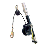 Rope Rescue Winch included with Kit