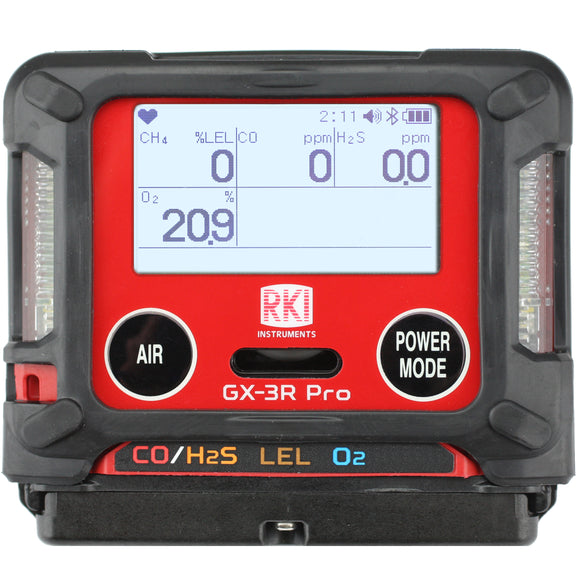 GX-3R Pro 4 Gas Version Gas Detector