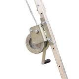 9 Foot Tripod Rescue System Winch