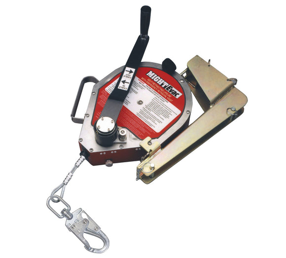 Miller MR50GB-Z7/50FT MightEvac 3-Way Retrieval Winch