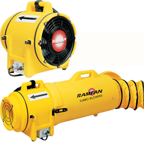 Euramco UB20 Confined Space Blower System