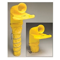Allegro 9510-50 MVP Confined Space Manhole Ventilation Passthru