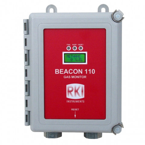 RKI Beacon 110 Fixed System Gas Detector Controller