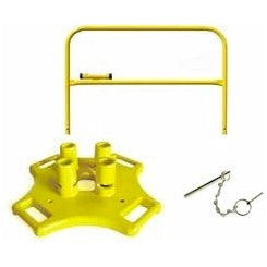 Bluewater Safety Rail 2000 Fall Protection Guard Rail Kit