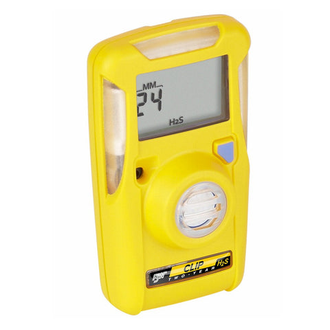 BW BWC2 Series Single Gas Detector - H2S