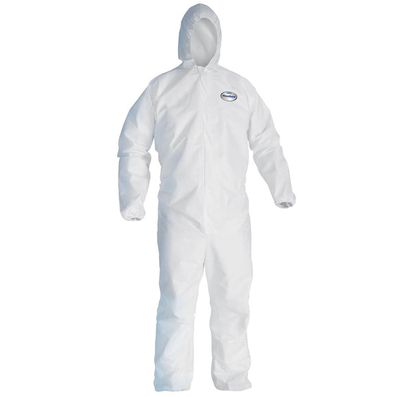 Keystone Keyguard MPF Disposable Coverall - Hood and NO Boot