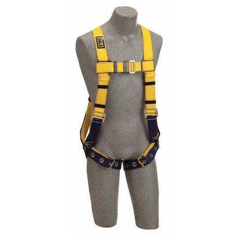 DBI Sala 11025XX Delta Construction Safety Harness - 1 D-Ring