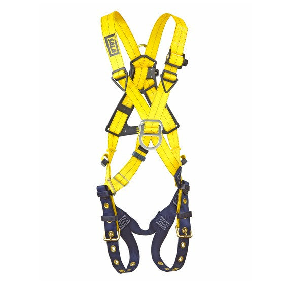 DBI Sala 1102950 Cross-Over Style Safety Harness - 2 D-Ring