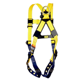 dpi sala delta fall protection harness back view