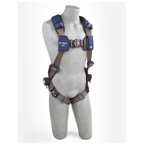 DBI Sala 111300X Exofit NEX Fall Protection Harness - 1 D-Ring - front