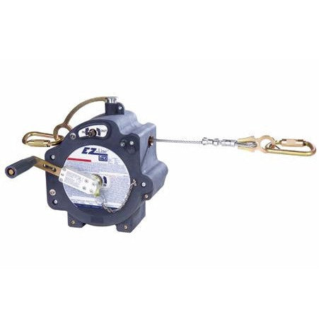 DBI Sala 7605060 EZ-Line Retractable Horizontal Lifeline System