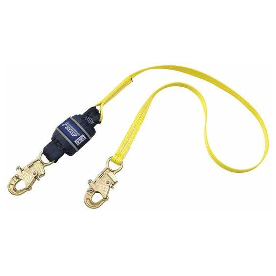 DBI Sala 1246167 Force 2 Single Leg Fall Protection Lanyard