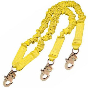 DBI Sala 1244406 ShockWave 2 Double-Leg Y-Lanyard