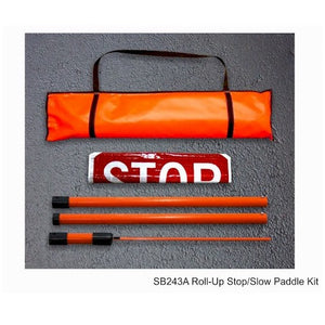 Dicke Roll-Up Stop Slow Paddle