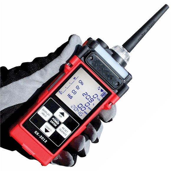 RKI GX-2012 Confined Space Gas Monitor