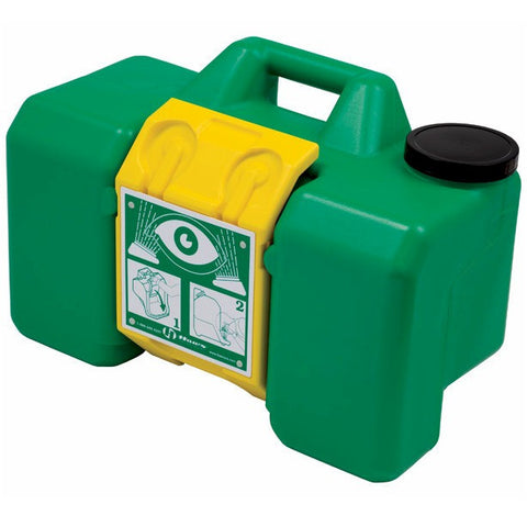 Haws Model 7501 Portable Eyewash Station - 9 Gallon