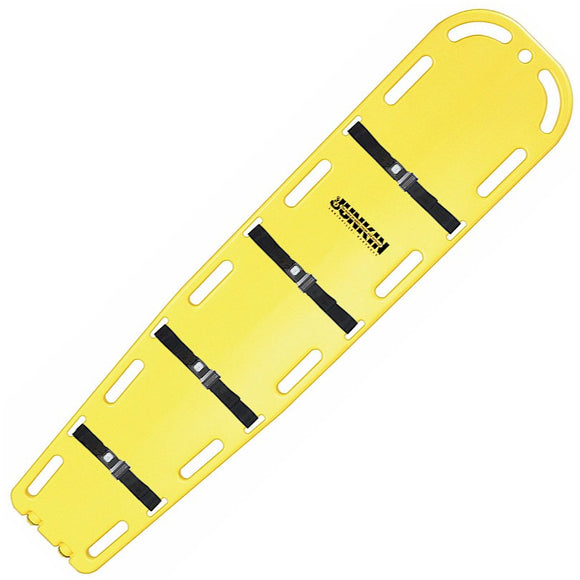 Junkin JSA-365 Full Length Plastic Rescue Backboard