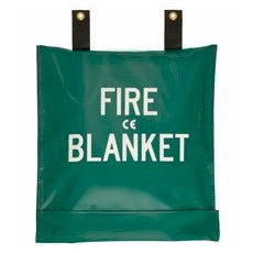 Junkin JSA-1003 Wool Fire Blanket with Carry Bag