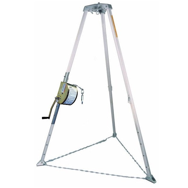 Confined Space Tripod Kit And Miller Tripod And Quattro