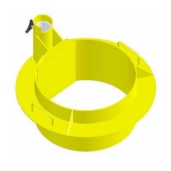 Miller DuraHoist Confined Space Manhole Collar