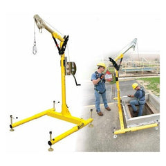Confined Space Safety Rescue Equipment Tripods Winches