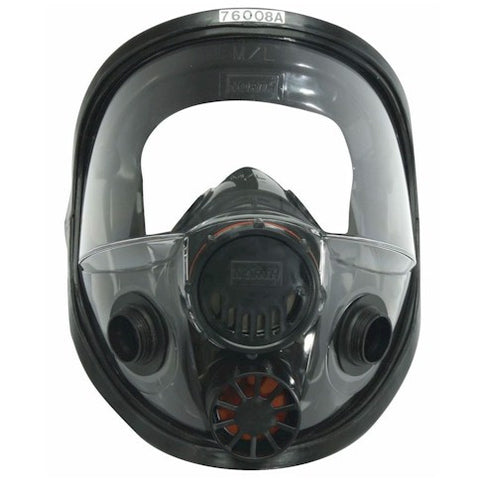 North 7600 Series Full Face Silicone Respirator