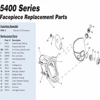 North 80849 Replacement Lens
