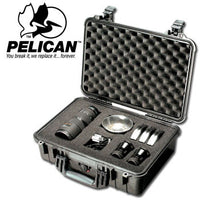 Pelican 1500 Instrument Carry Case - Black